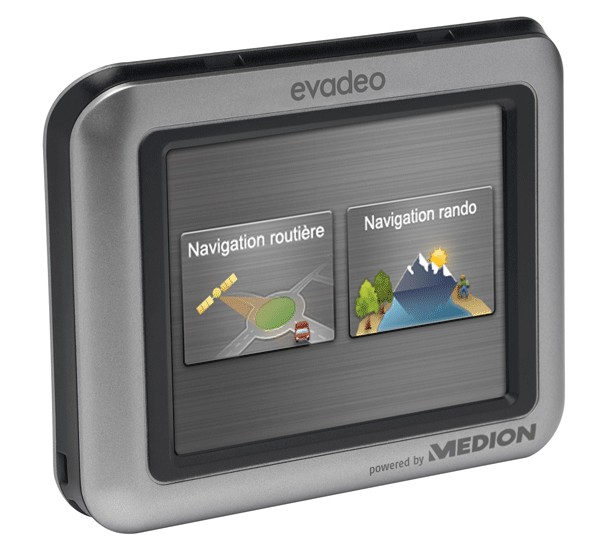 GPS Medion Evadéo M3220 M3320 M3320a Premium