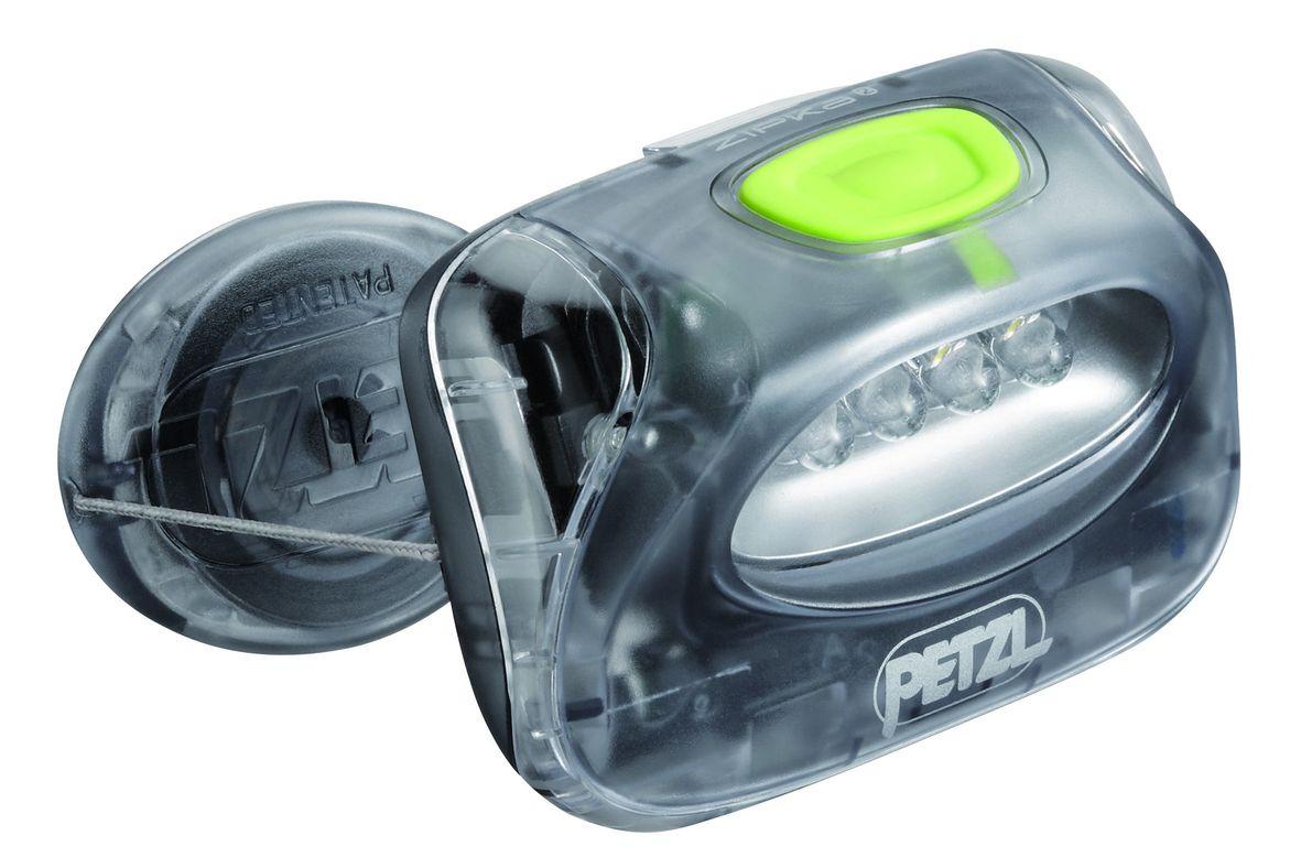 Lampe frontale 4 Leds Zipka®² de Petzl