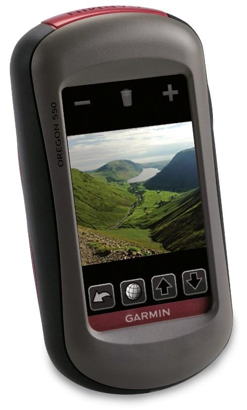 GPS Oregon 550 de Garmin