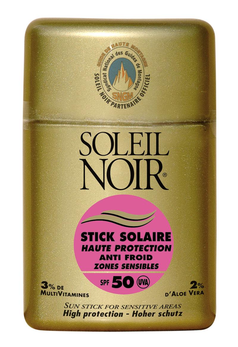 Soleil Noir Stick solaire zones sensibles IP 50 haute protection