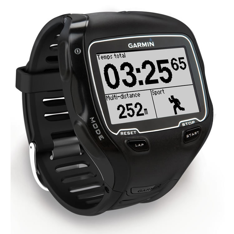 Montre GPS Forerunner 910 XT de Garmin