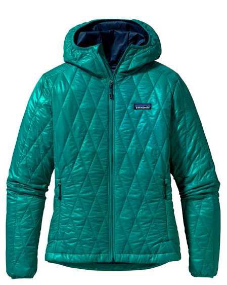 Patagonia Women's Nano Puff® Jacket Hoody (avec capuche 200€)