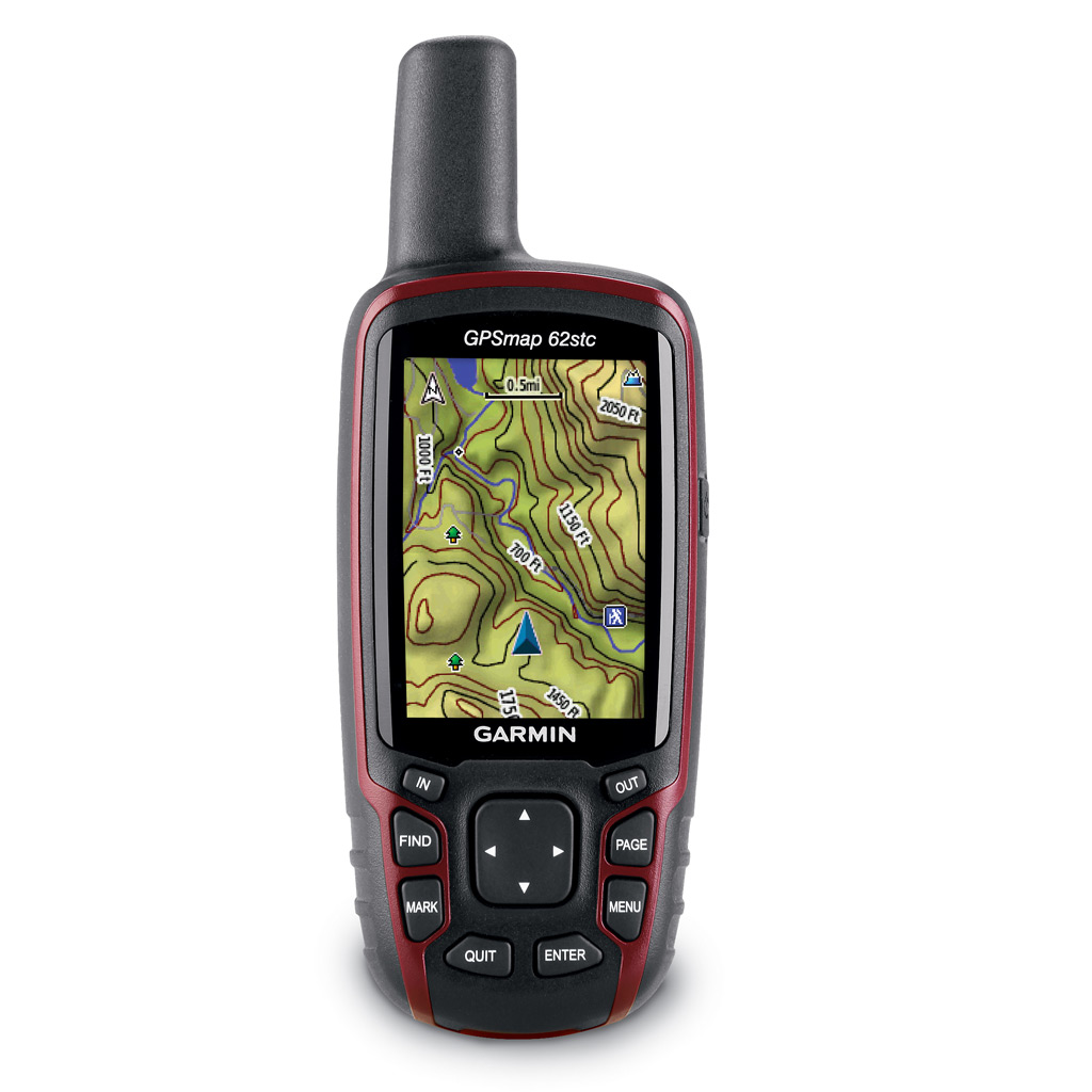GPS GPSMAP 62stc de Garmin