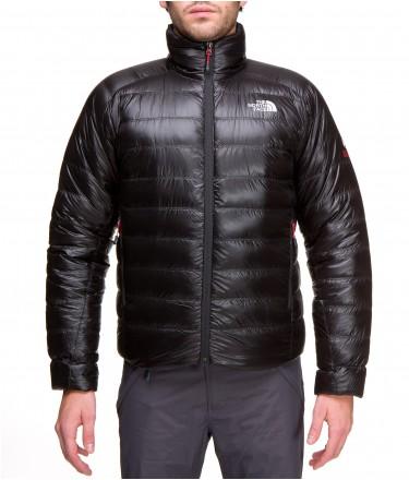 La veste The North Face Men's Super Diez Jacket offre une sécurité légère pour les temps froids, généreusement garnie de duvet européen 900 de première qualité.