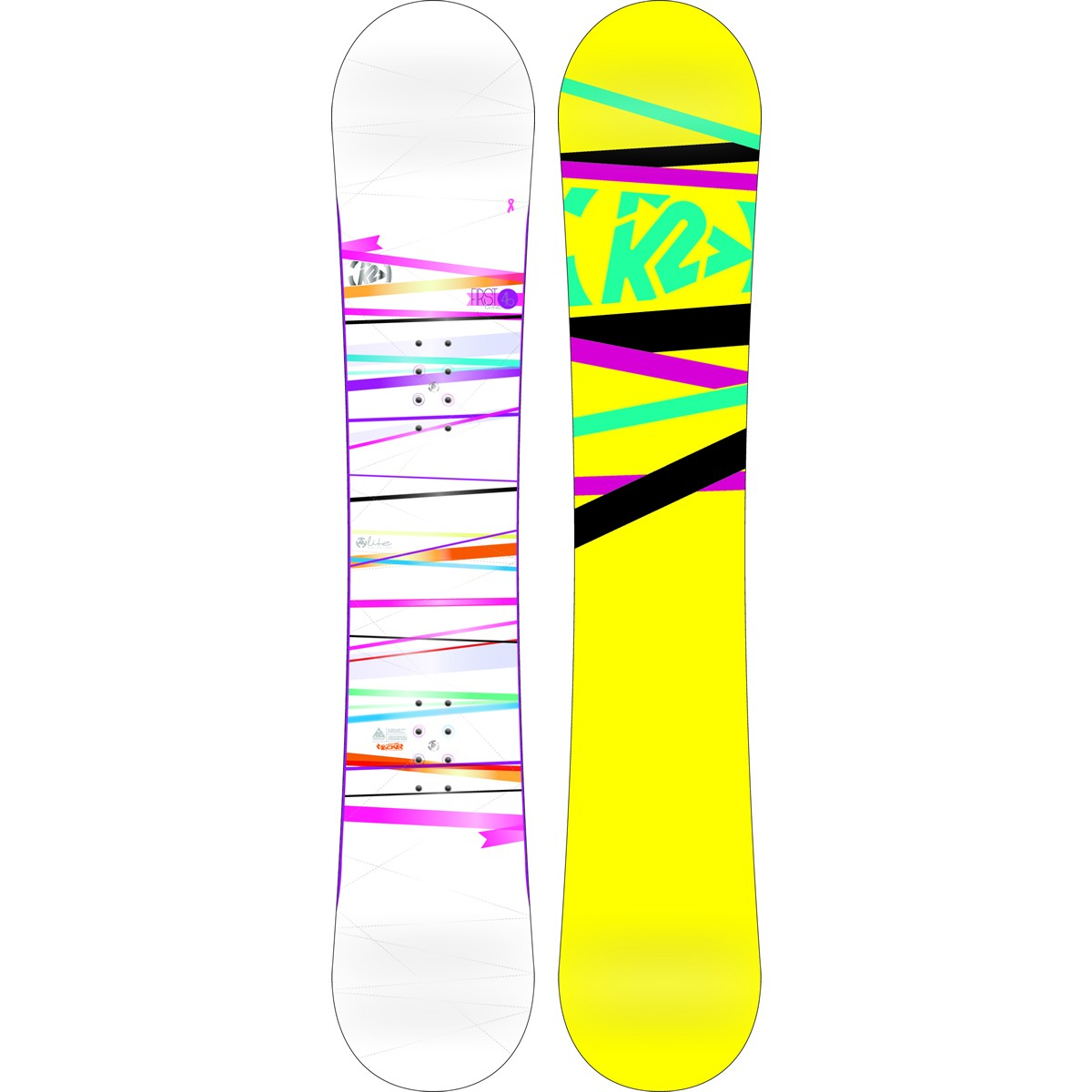 Snowboard femme First Lite de K2