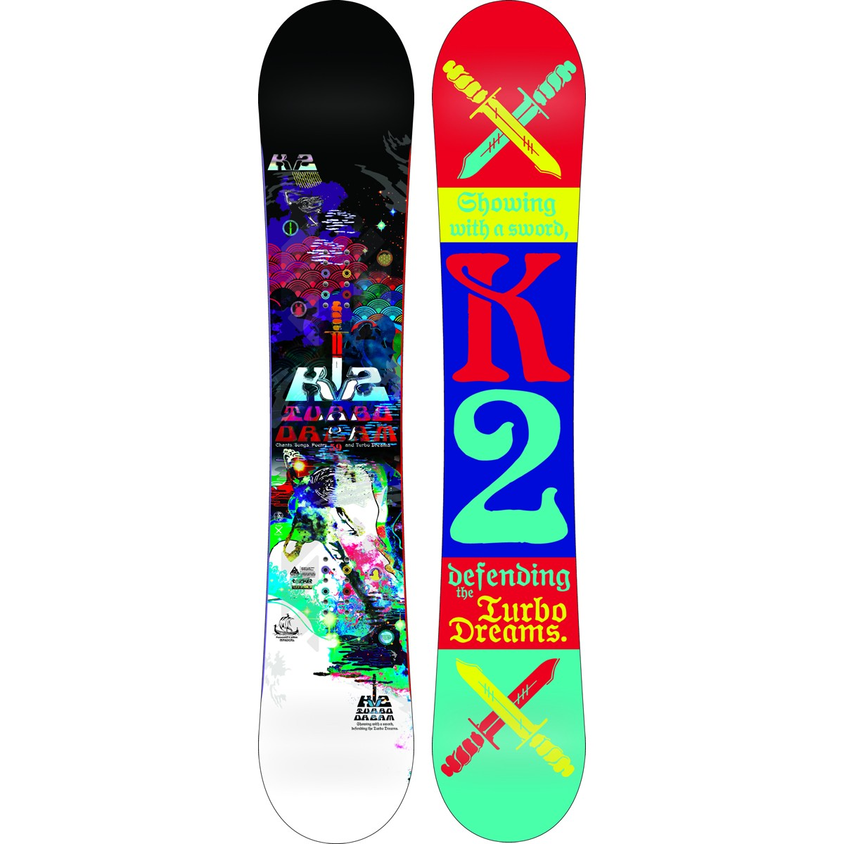 Snowboard Turbo Dream de K2
