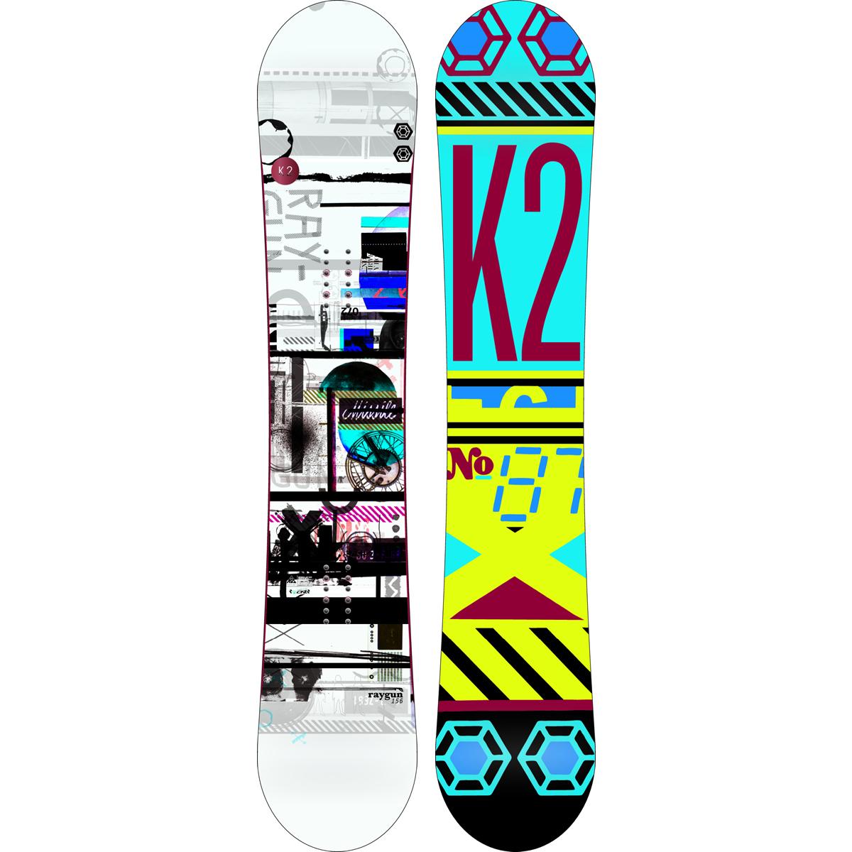 Snowboard Raygun de K2