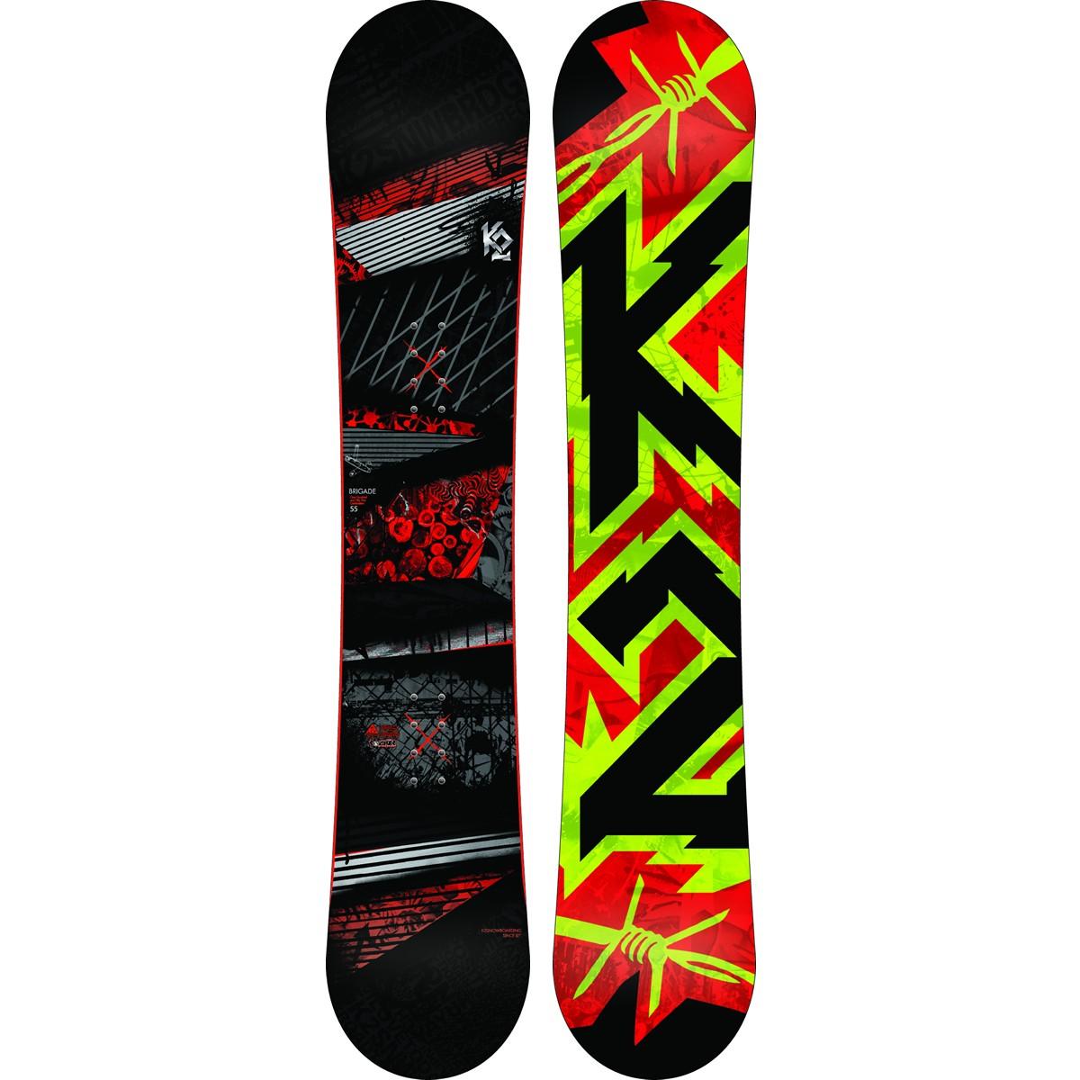 Snowboard Brigade de K2