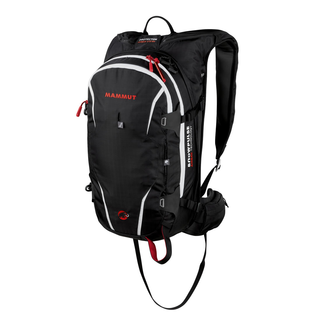 Sac à dos airbag Mammut Ride Protection Airbag