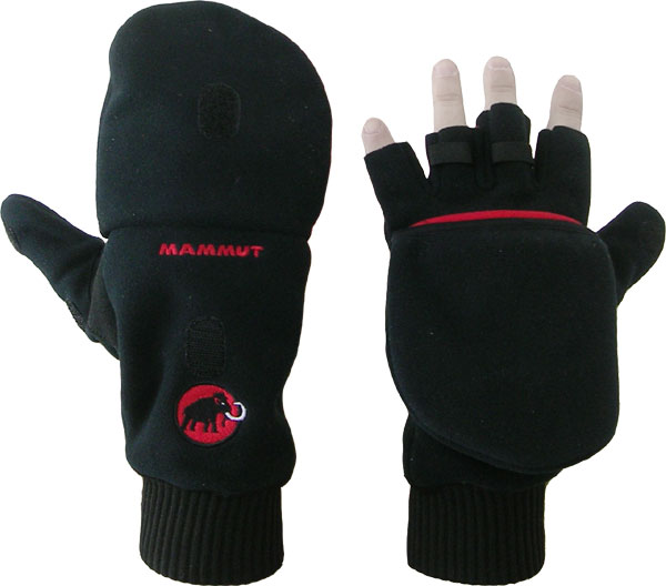 Mammut Shelter Mars gloves