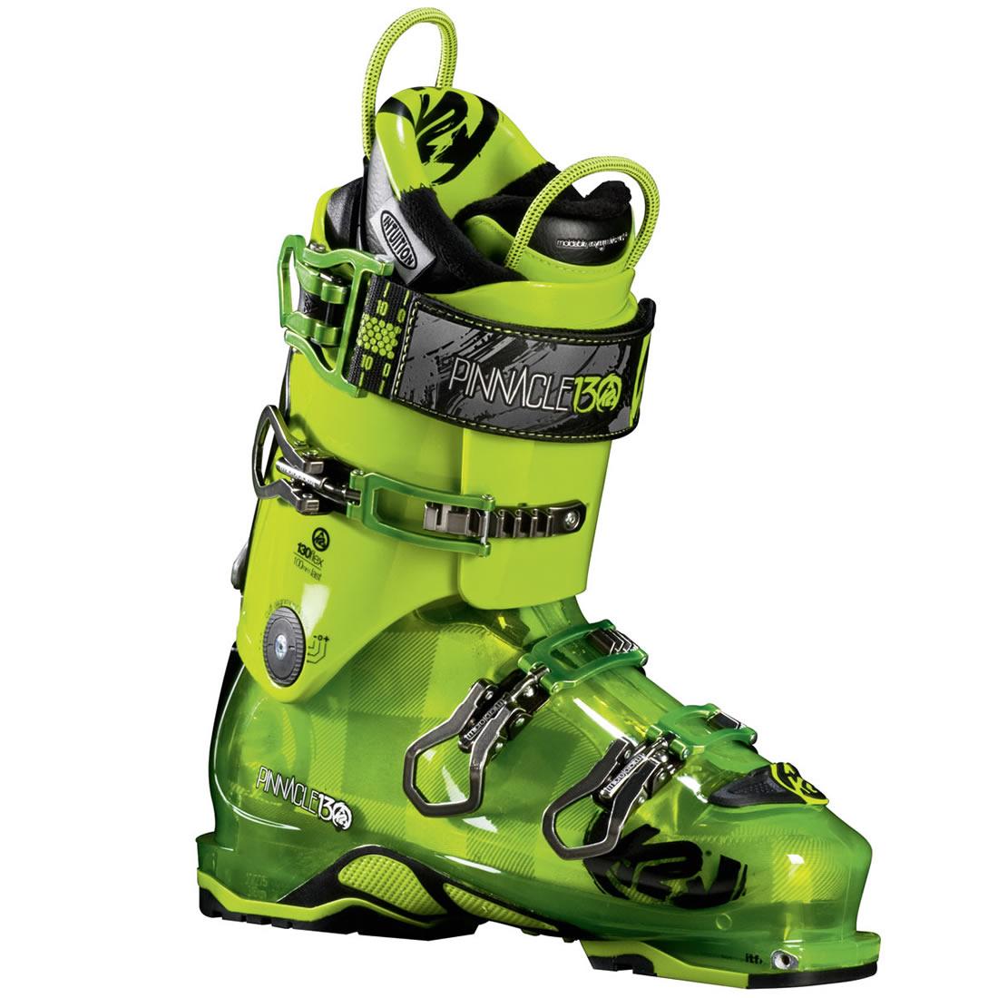 Chaussure K2 Pinnacle 130 2013, 2014