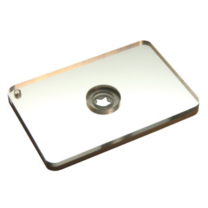 Ust starflash floating signal mirror for Miroir incassable
