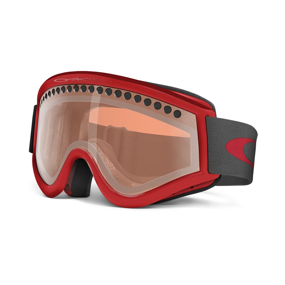 Oakley O-Frame Snow Googles, Viper Red, Persimmon Lens.