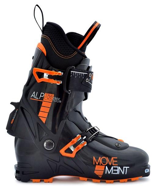 Movement Alp Tracks Free Tour 2018, 2019