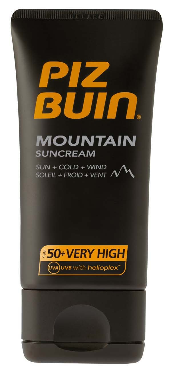 piz buin mountain spf 50. Black Bedroom Furniture Sets. Home Design Ideas